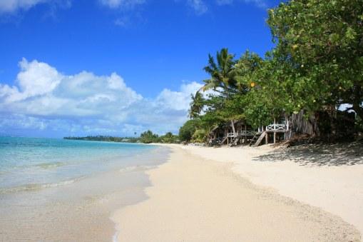Lano Beach - Savai'i