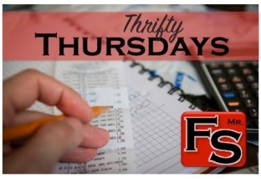 Thrifty Thursdays