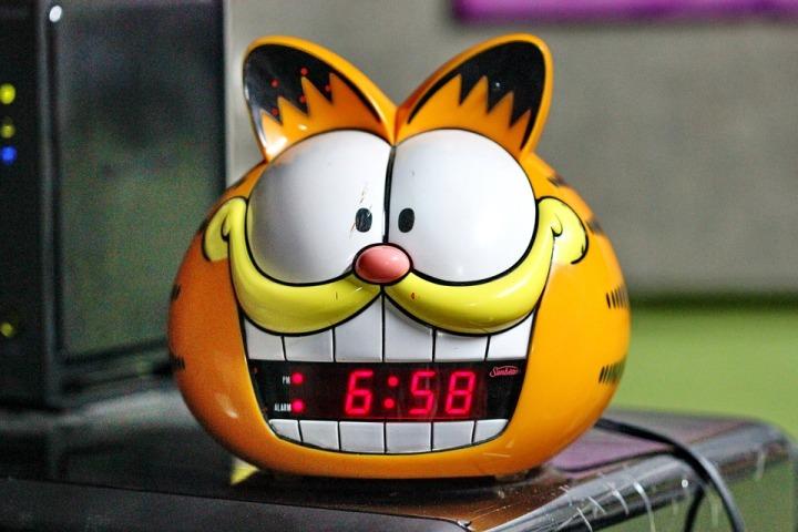 Monday Garfield