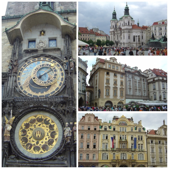 2005-07 - Prague CZ Clock