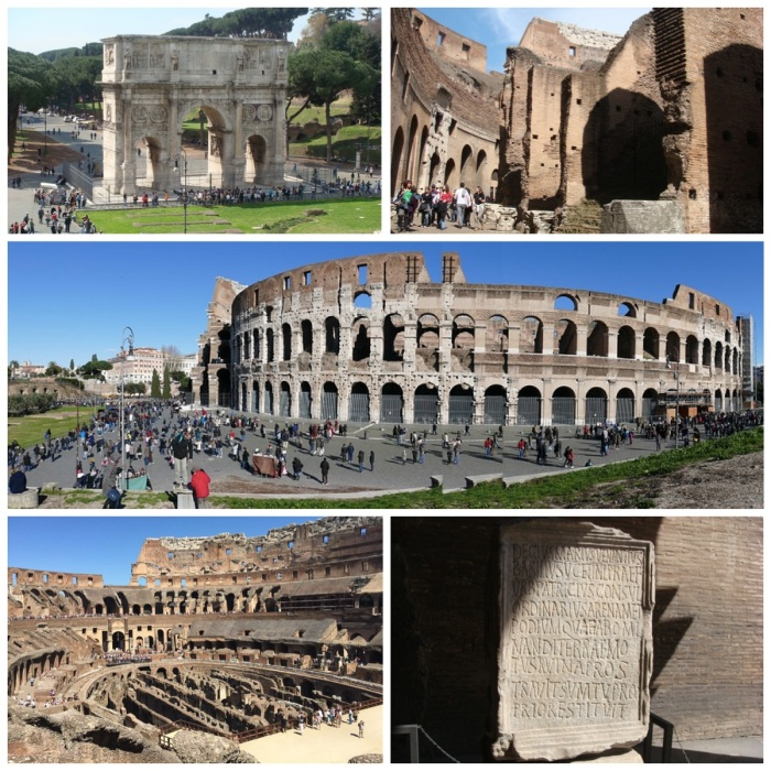 2008-03 - Colosseo Rome ITA