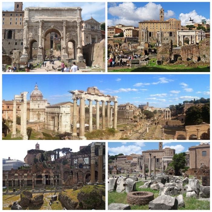 2008-03 - Roman Forum - Rome ITA