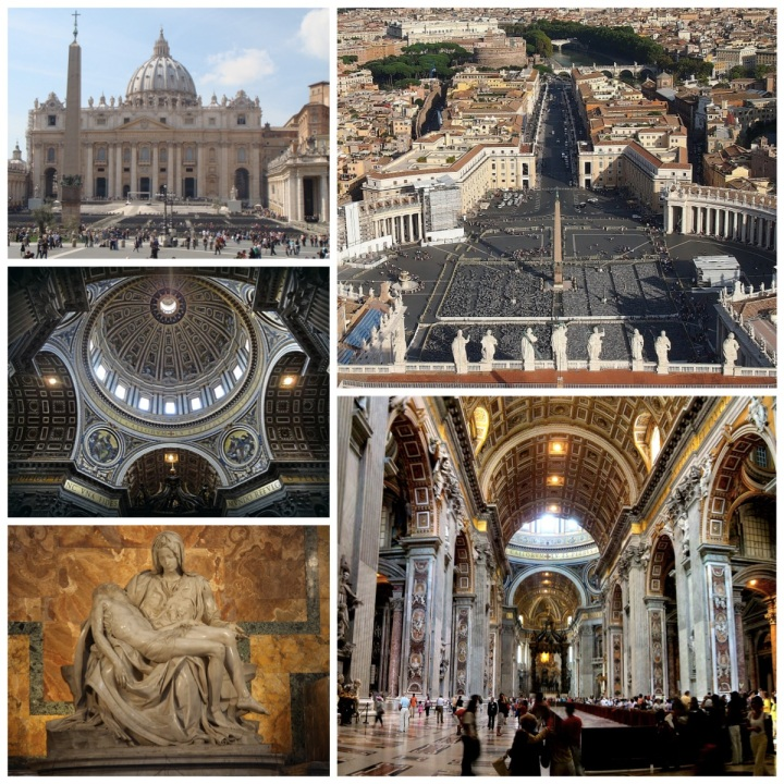 2008-03 - St Peter's Vatican - Rome ITA