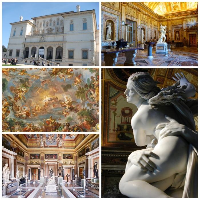 2008 - Rome Galleria Borghese
