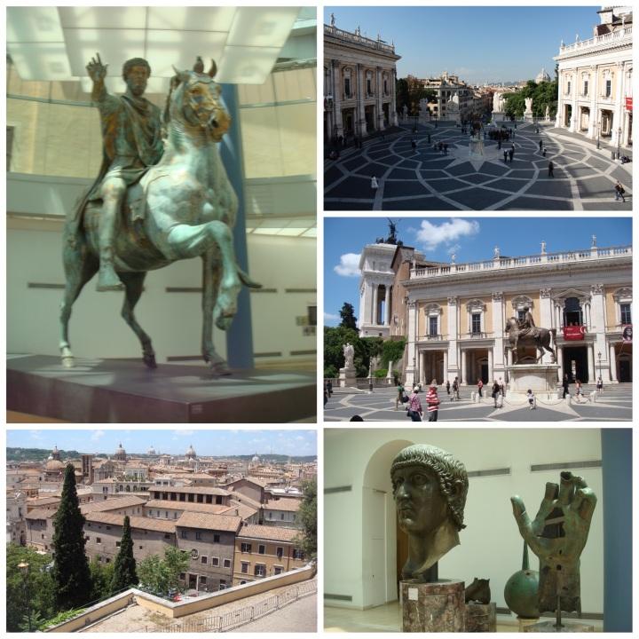 2012 - Rome Capitoline Hill