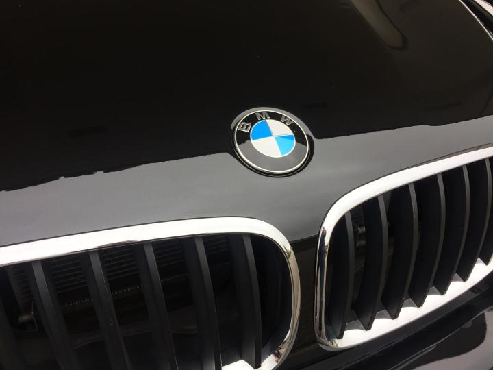 BMW Hood