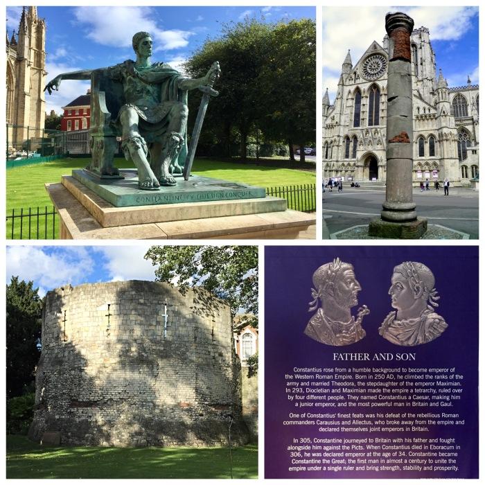 2017-09-13 - England York - Constantine Roman Emperor Corwned