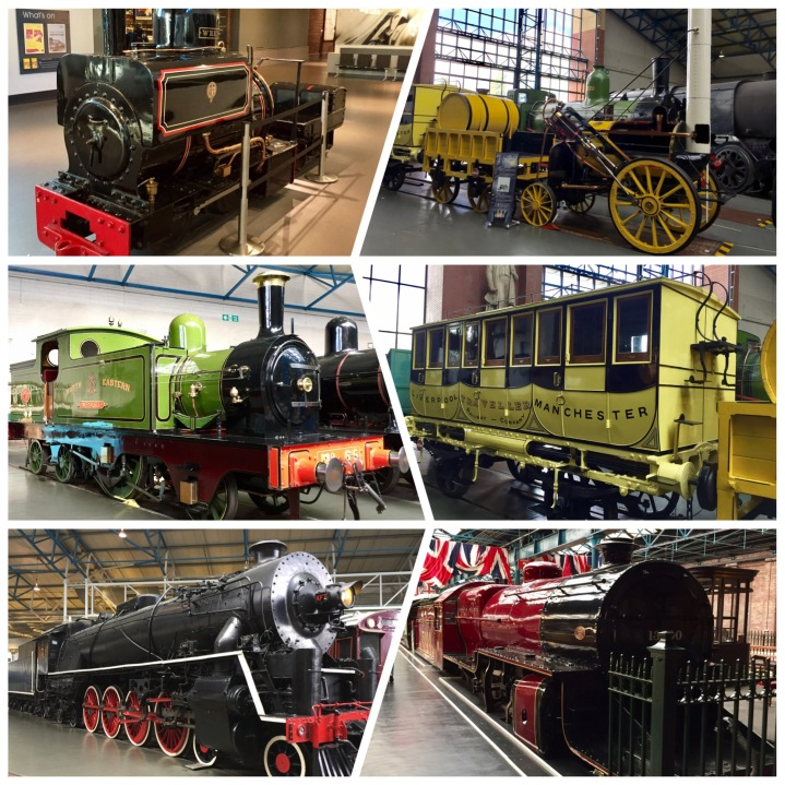 2017-09-13 - England York - Railway Museum Old Trains