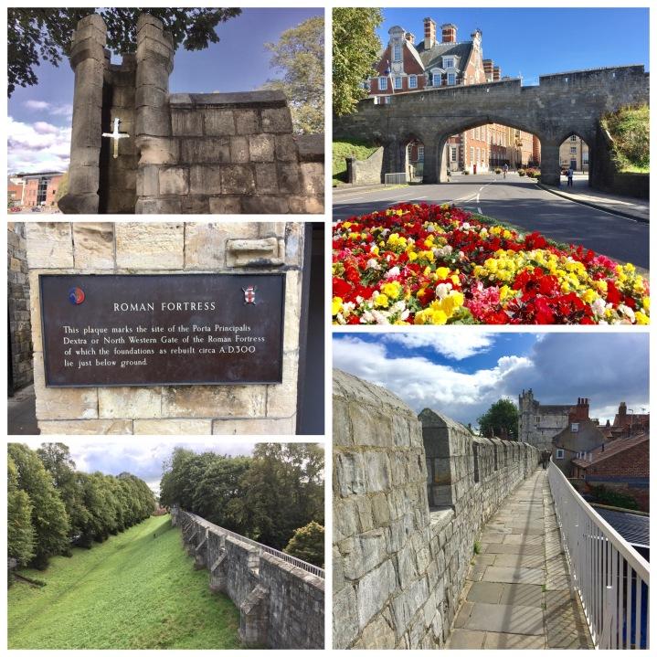 2017-09-13 - England York - Roman Walls