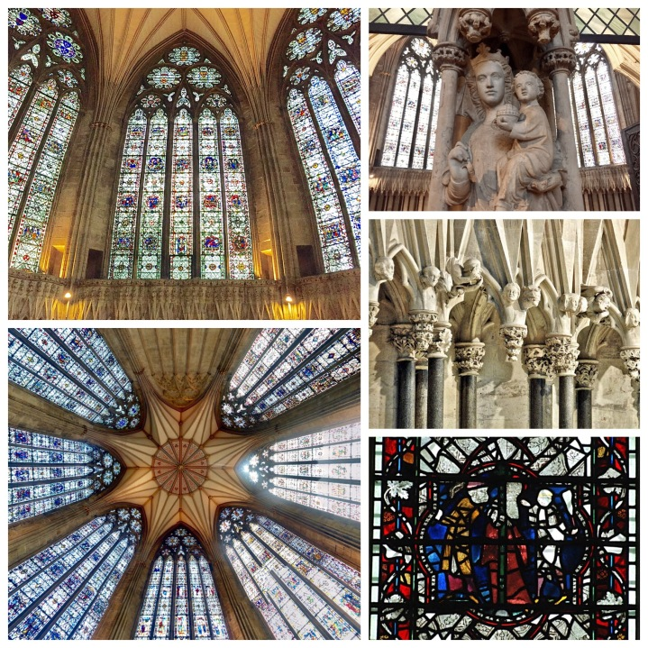 2017-09-13 - England York - York Minster Chapter House