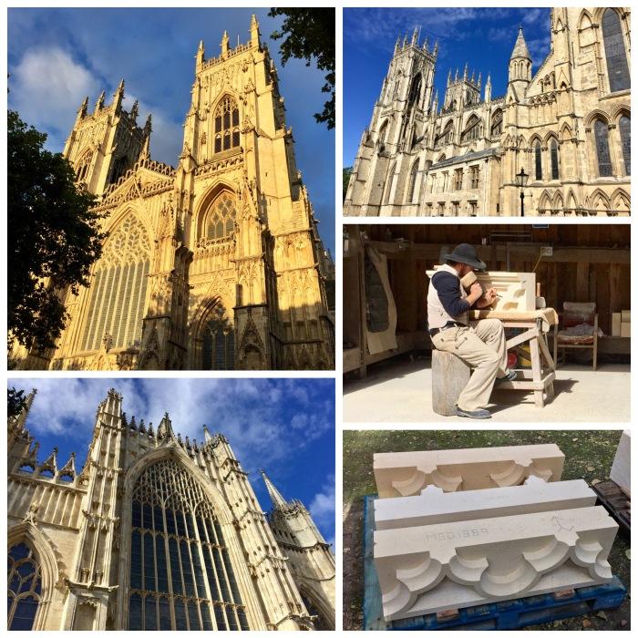 2017-09-13 - England York - York Minster Exterior