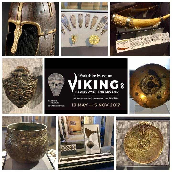 2017-09-13 - England York - Yorkshire Museum Viking Exhibit