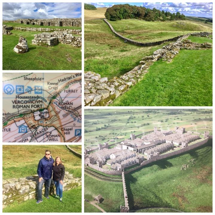2017-09-15 - England - Hadrian's Wall